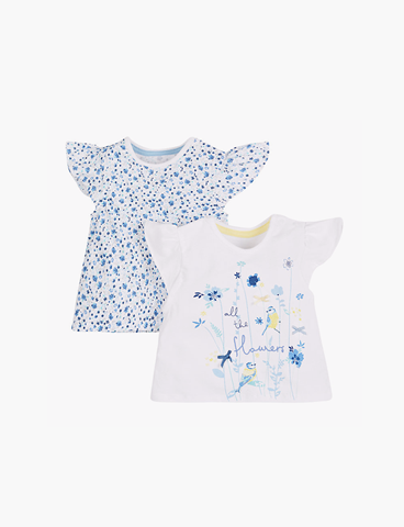 Picture of Baby Girl Short Sleeve Top