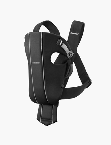 Picture of BabyBorn Black Carrier